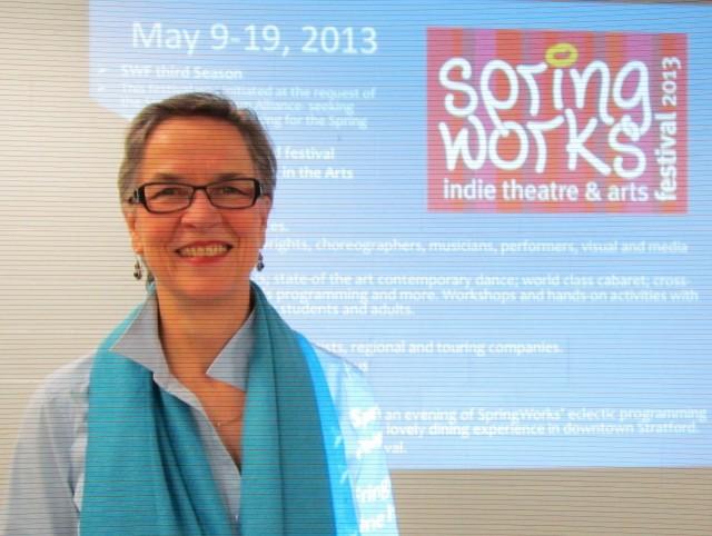 Eileen Smith: Spring Works