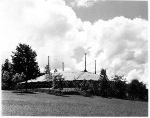 Stratford Festival tent