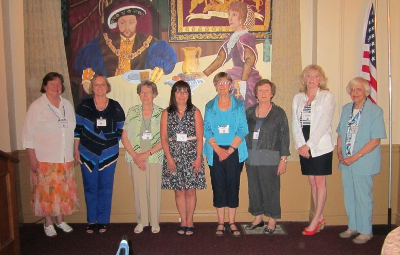 CFUW-Stratford Executive Officers for 2015-2016