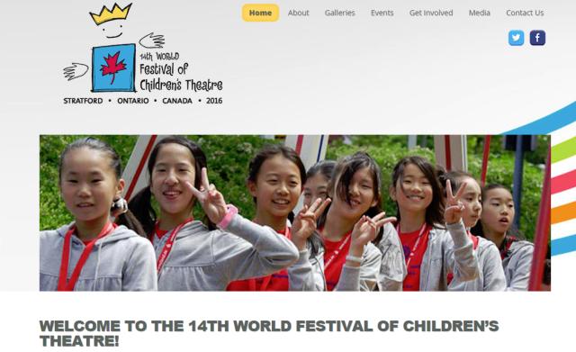 The 14th World Festival of Children's Theatre